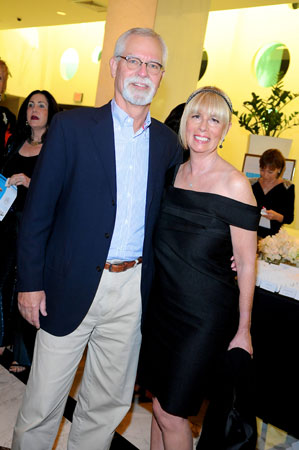 Randy and Gigi Whitman at Lanvin Fashion Show Gala to benefit Project New Born