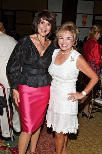 Jennifer Valoppi and Swanee DiMare