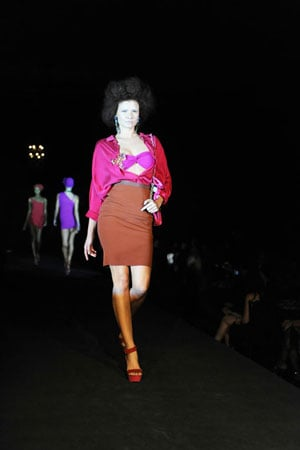 Lanvin Fashion Show Gala to benefit Project New Born