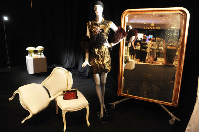 'Loving Lanvin' Lounge