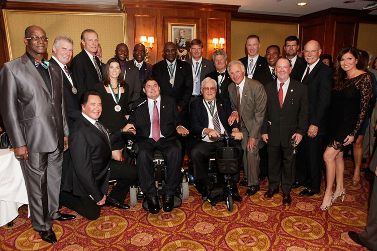 2011 Legends, Honorees and Special Guests