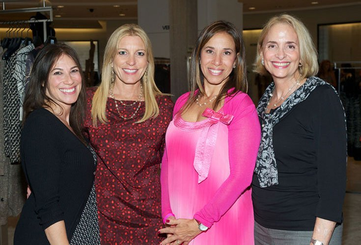 Stacey Shweky, Jill Miller, Stacey Torres, Suzanne Pallot