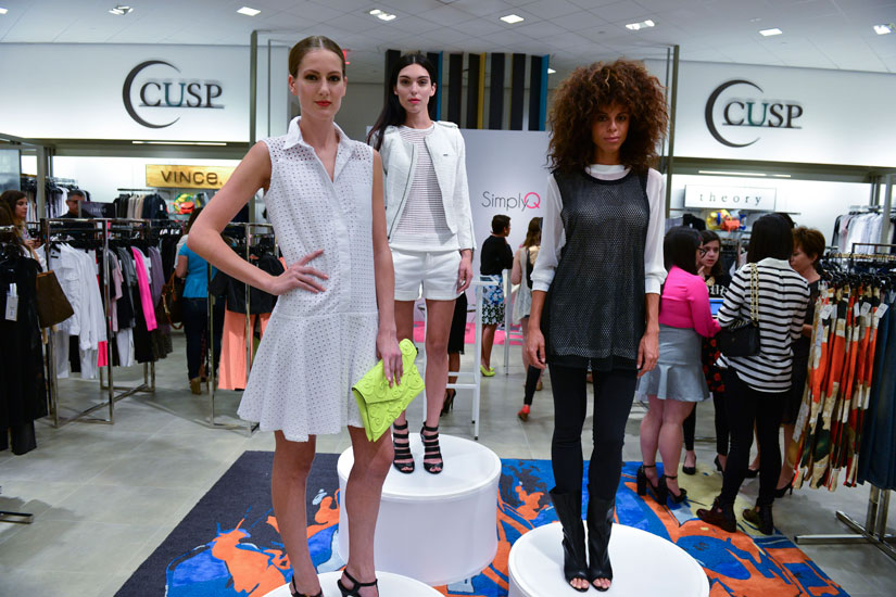 Neiman Marcus Bal Harbour CUSP Event Hosted by Simply Q