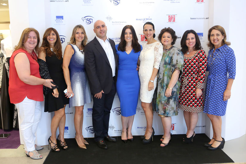 Charitable Couples Event at Neiman Marcus Bal Harbour