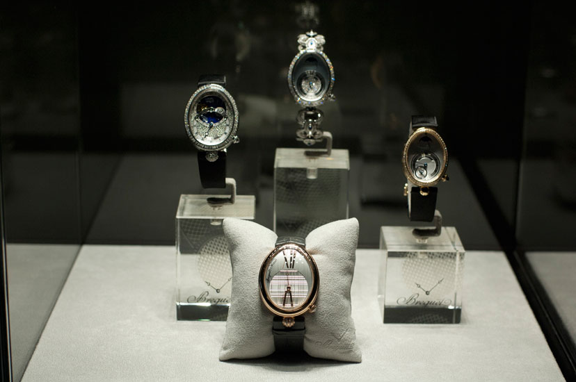 Breguet Reine de Naples collection