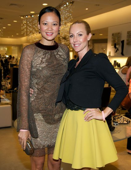 Saks Fifth Avenue Key to the Cure 2014 Kickoff