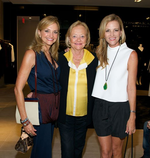 Nina Rudolph, Greta Mclancy and Lisa Petrillo