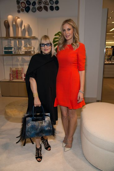 Elysze Held and Dee Ocleppo