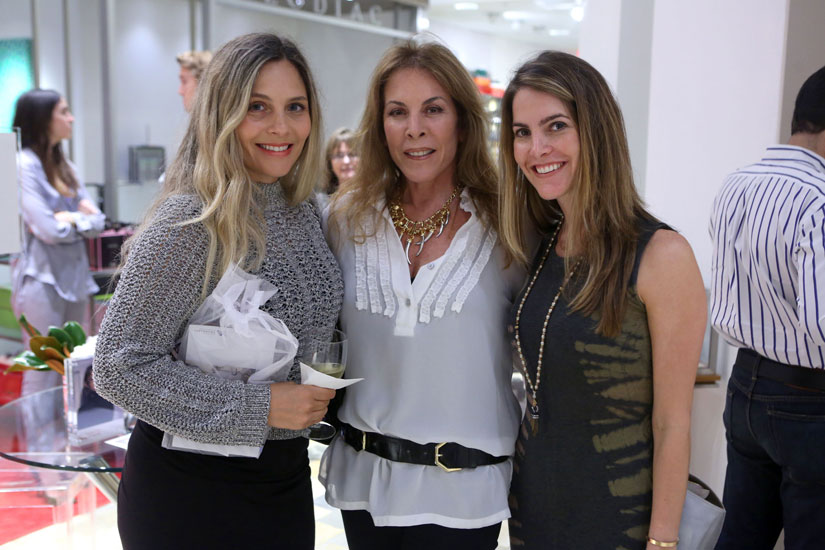 Angie Ferrer, Susan and Ashley Turchin