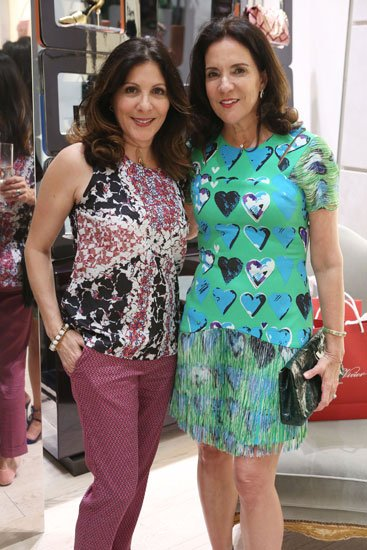 Yolanda Berkowitz and Linda Levy Goldberg