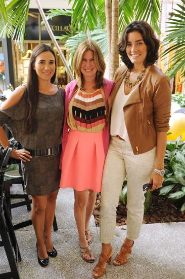 Adriana, Dana Shear and Lisa Heiden Koffler