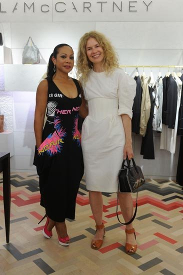 40b0556dd059 Saks Fifth Avenue Hosts Stella Mccartney Event Along With Teresa ...