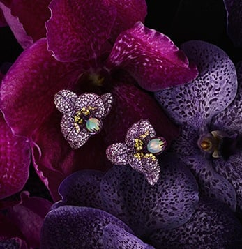 Chopard Exquisite Orchid Fantasy