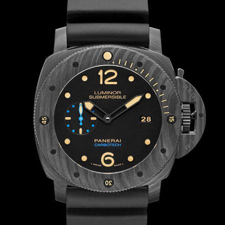 Officine Panerai Luminor Submersible 1950 Carbotech