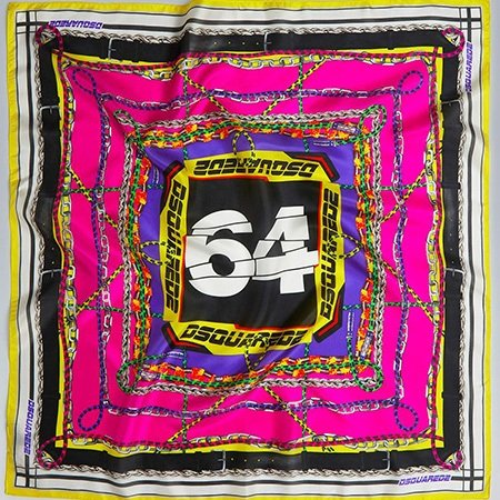 dsquared2-scarf