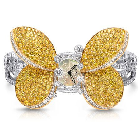 Graff Princess Butterfly watch