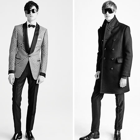 Tom Ford's Autumn/Winter '15 collection