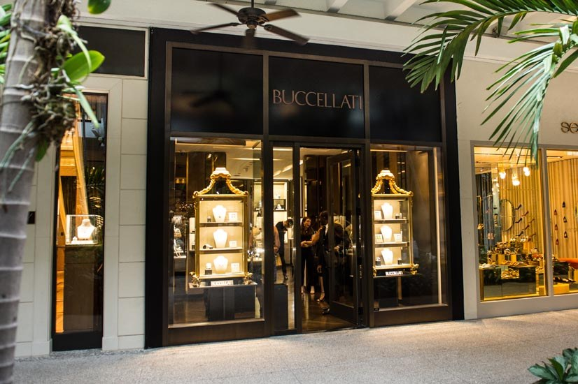BUCCELLATI EVENT WITH LITTLE DREAMS FOUNDATION