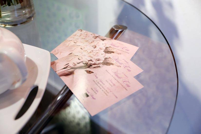 Neiman Marcus Hosts Diabetes Research Institute for High Fashion & Tea