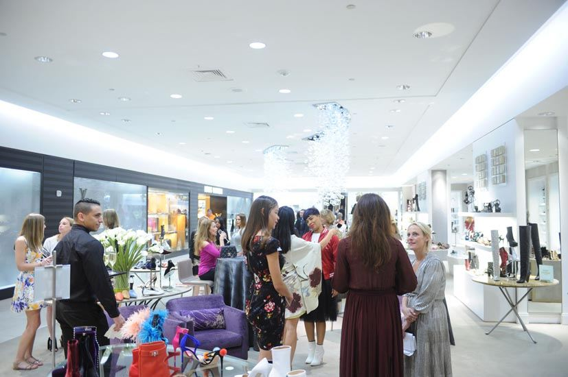 "Saks Fifth Avenue ""Meet the Buyers"" Event"