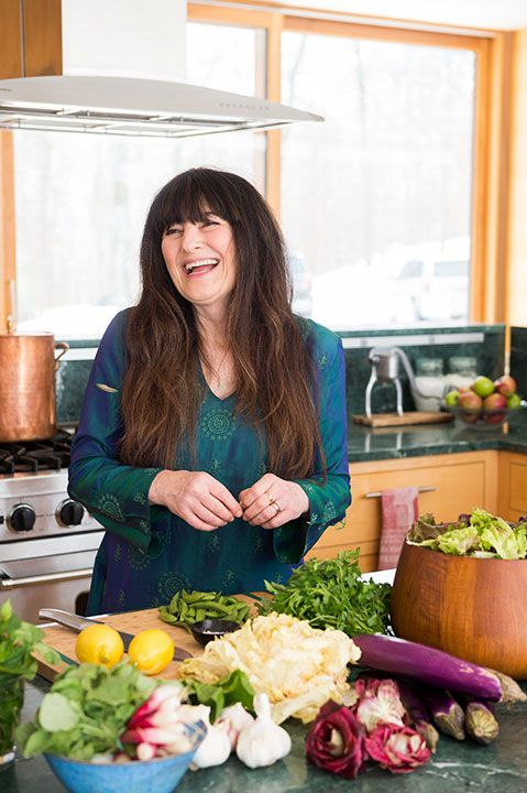 Author and critic Ruth Reichl. Photo by Evan Sung.