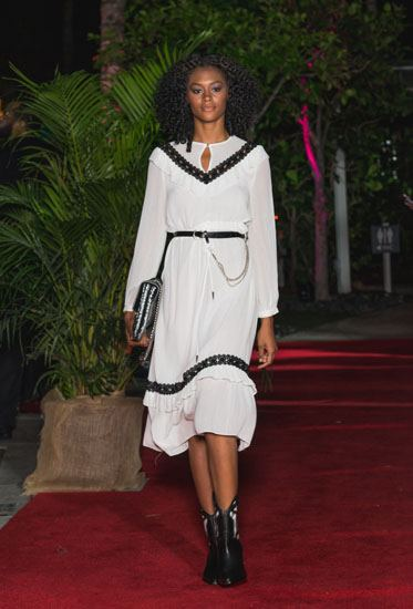 Pinko Bal Harbour Boutique Celebration Hosted At The W South Beach