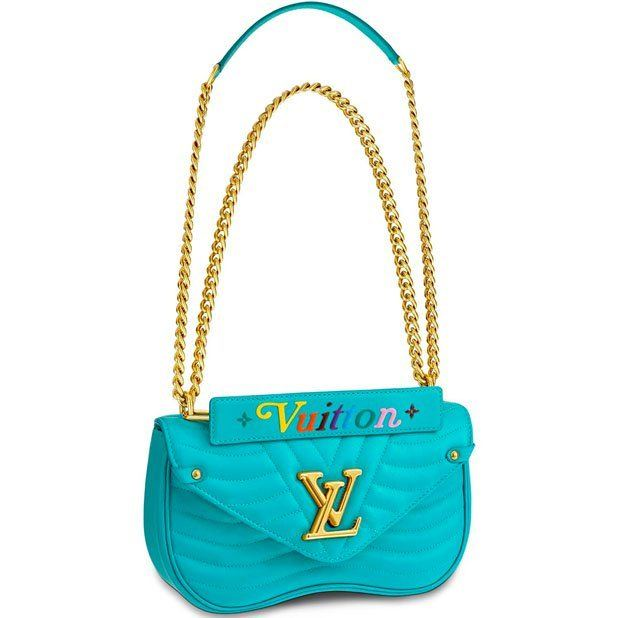 New Wave Chain bag MM available at Neiman Marcus Bal Harbour.