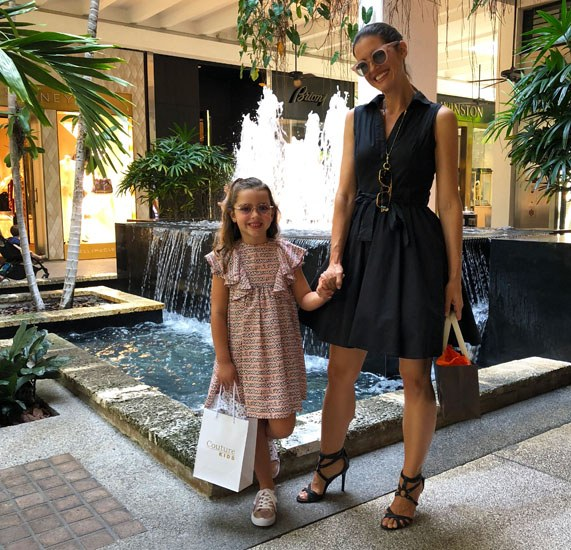 Latest collection available at Morgenthal Frederics and Couture Kids Bal Harbour