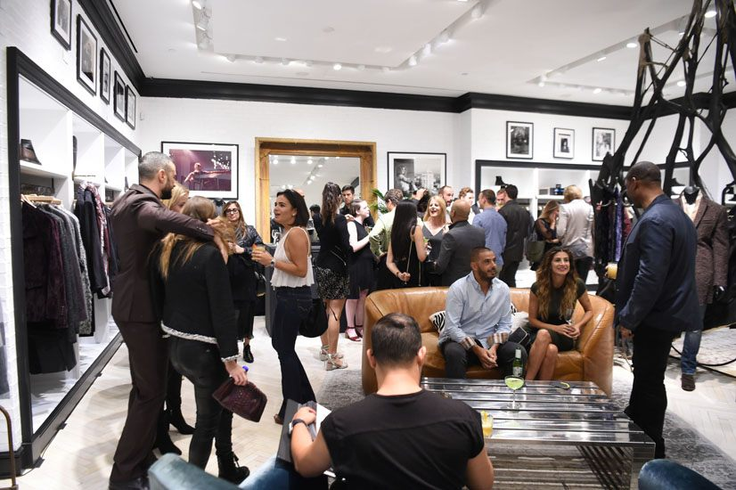 John Varvatos Bal Harbour Charity Event in Support of The Bass Museum