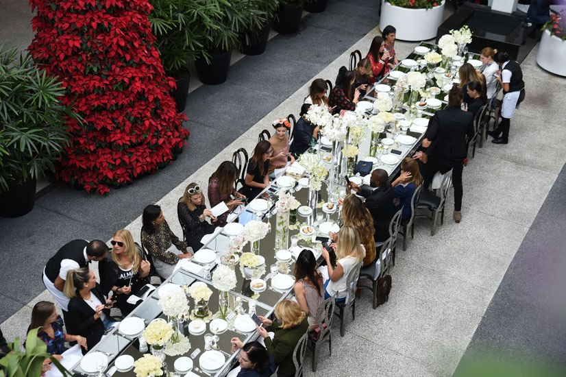 Balmain Bal Harbour Opening Celebration Luncheon