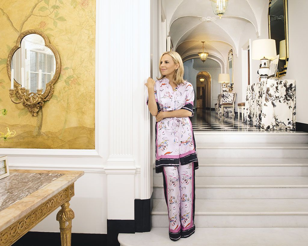 Tory Burch Blooms With Their Newly Redesigned Bal Harbour Boutique