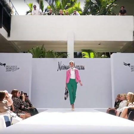 Neiman Marcus Bal Harbour and Pegasus World Cup Fashion Show and Luncheon