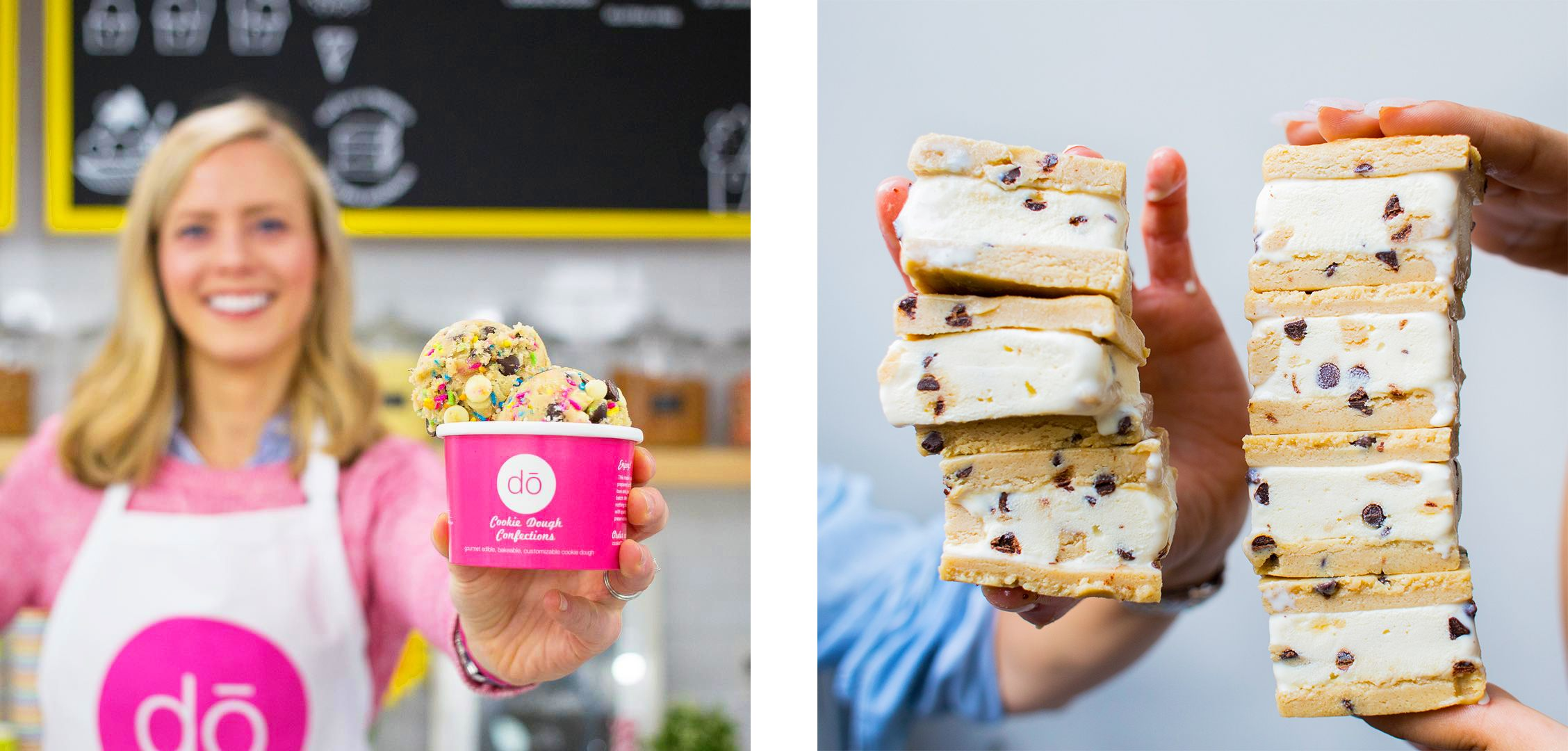 DŌ, Cookie Dough Confections will be featured at the second annual ice cream we love festival held at bal harbour shops