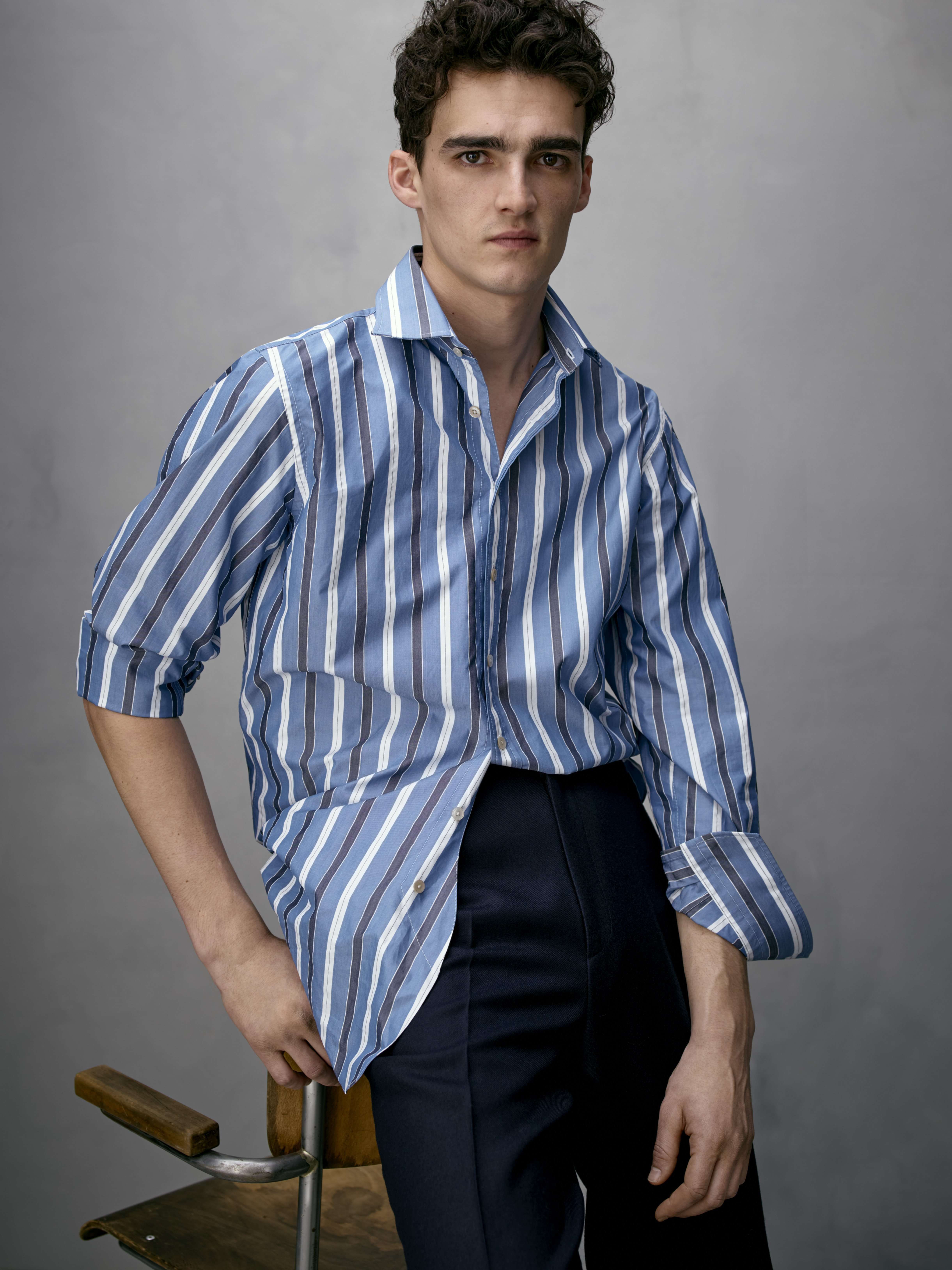 the new collection by pink shirtmaker london available at bal harbour shops