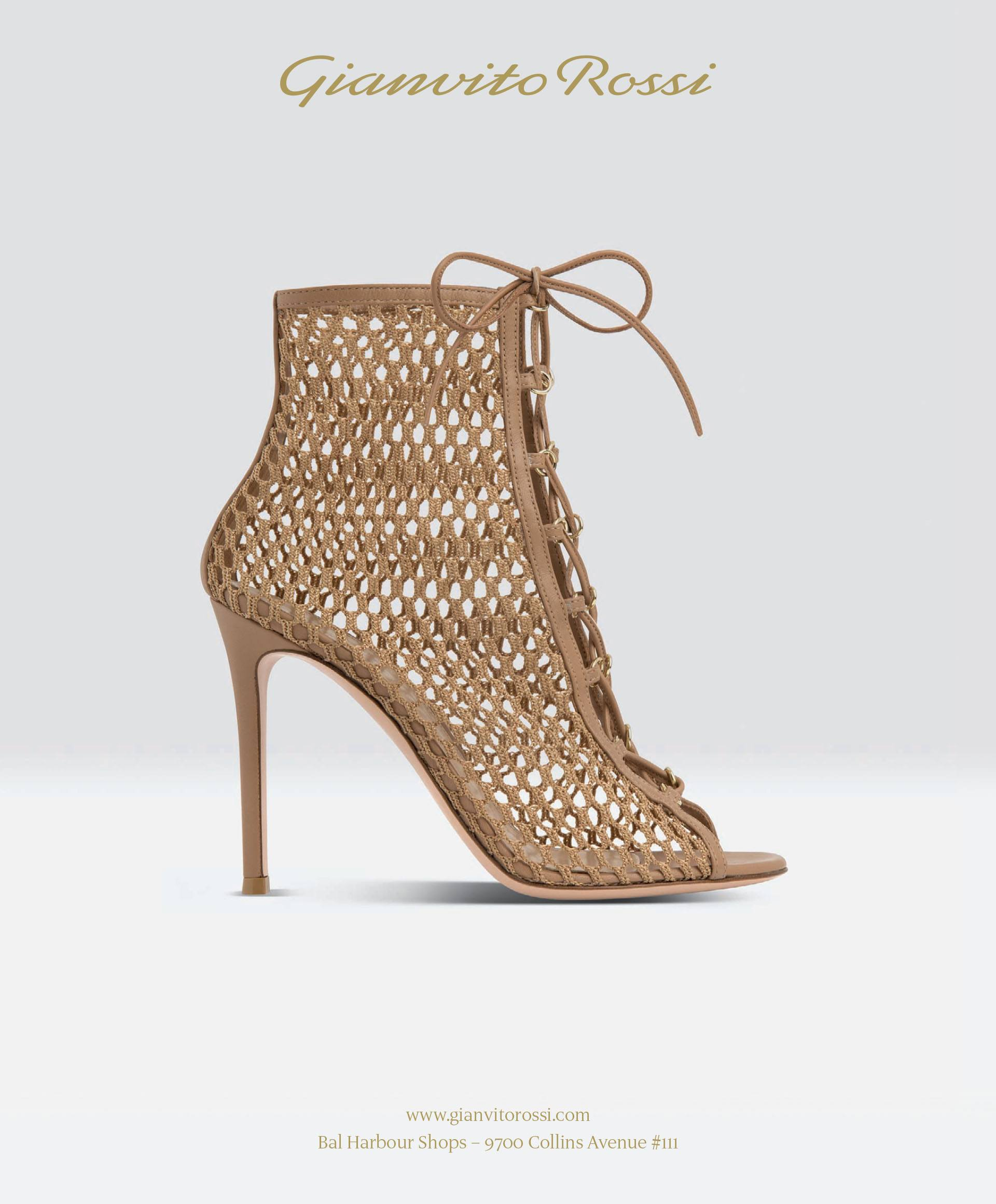 premium selection 4e335 9080d Gianvito Rossi at Bal Harbour Shops Miami.