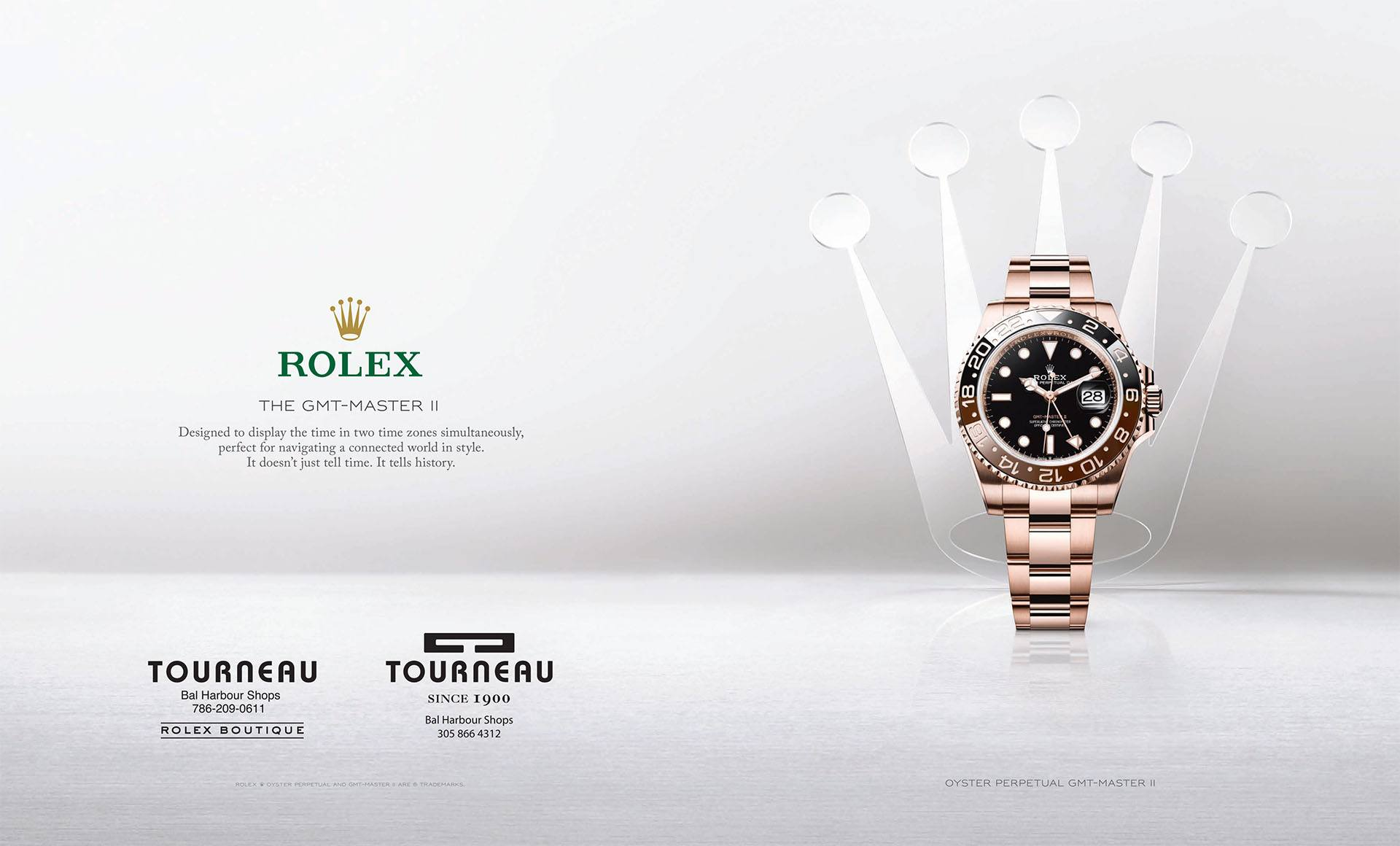 Rolex by Tourneau