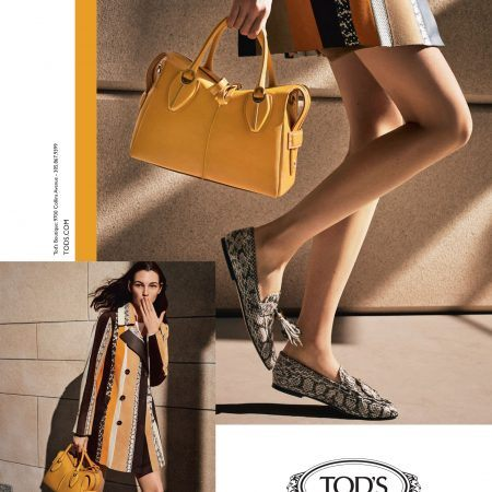 Tods made in Italy
