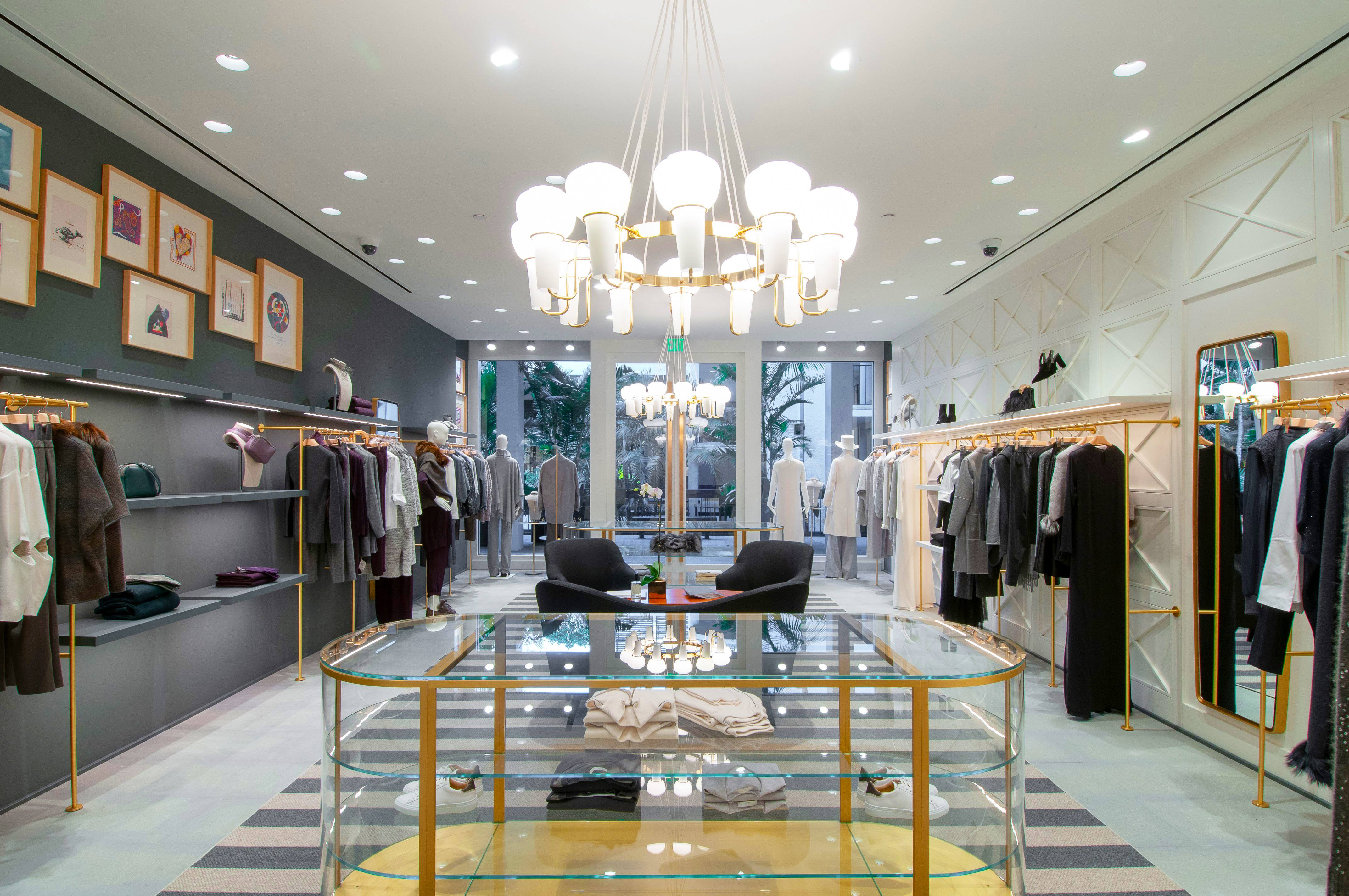 Inside the Fabiana Filippi Bal Harbour boutique with the latest Spring 2019 collection