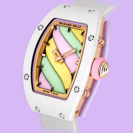 Richard Mille's Bon Bon watch