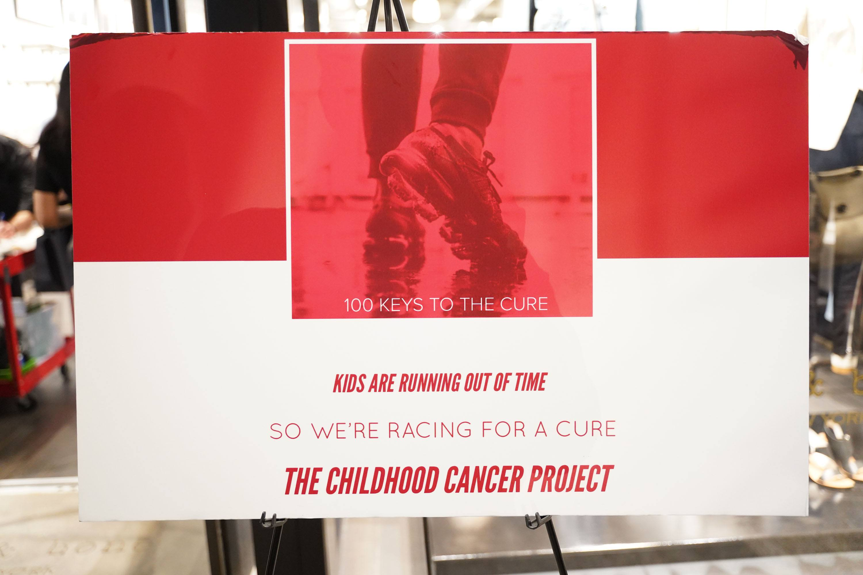 Rag & Bone Bal Harbour x The Childhood Cancer Project Fundraiser