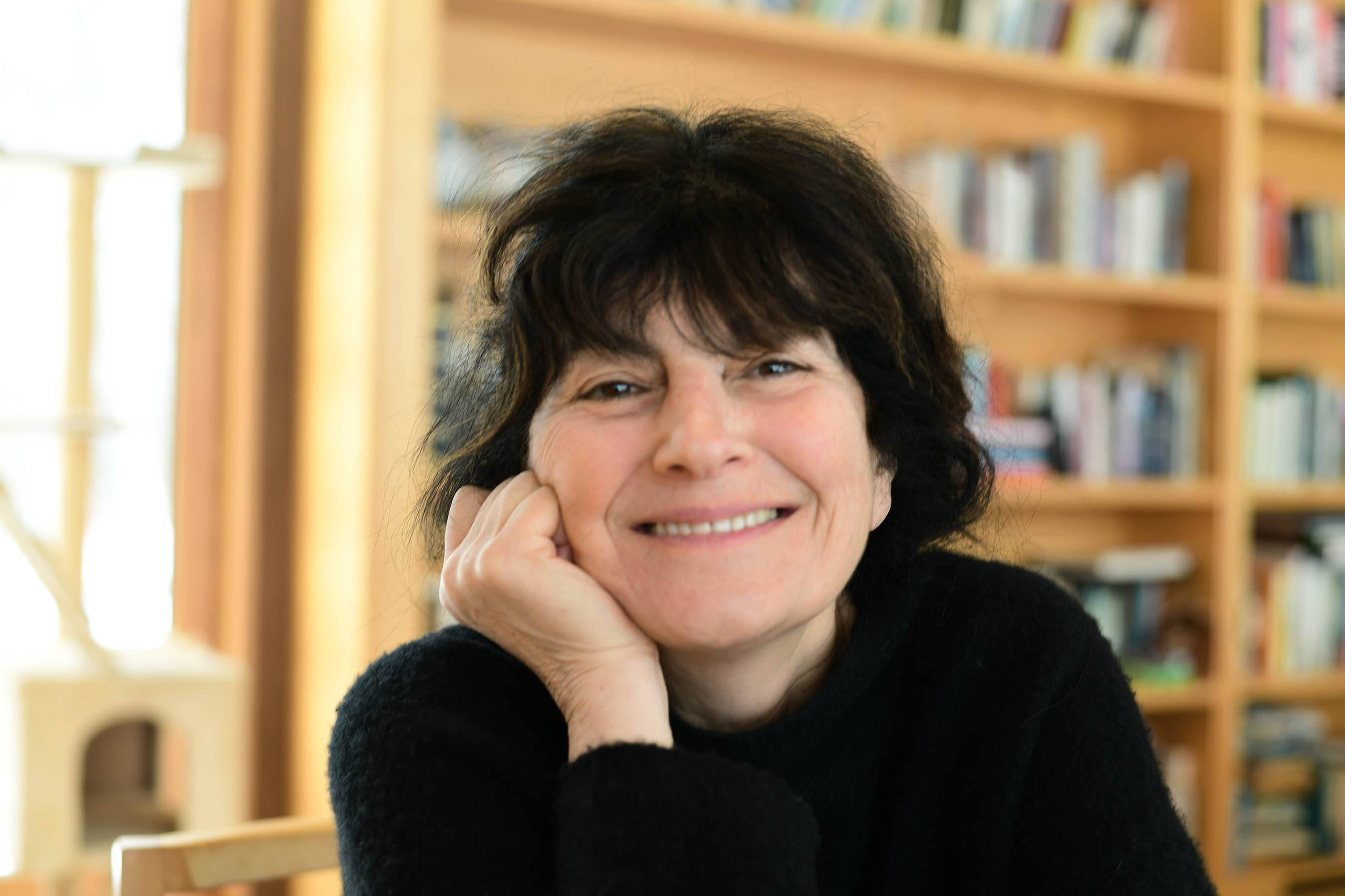 Author Ruth Reichl