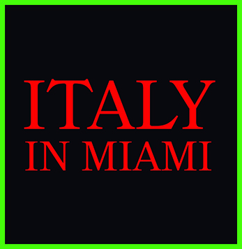 Italy in Miami Kick-Off Cocktail