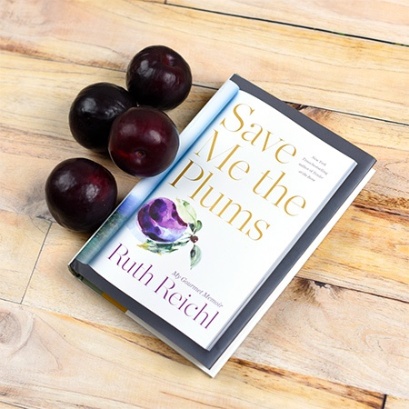 Cover of Save Me the Plums by Ruth Reichl