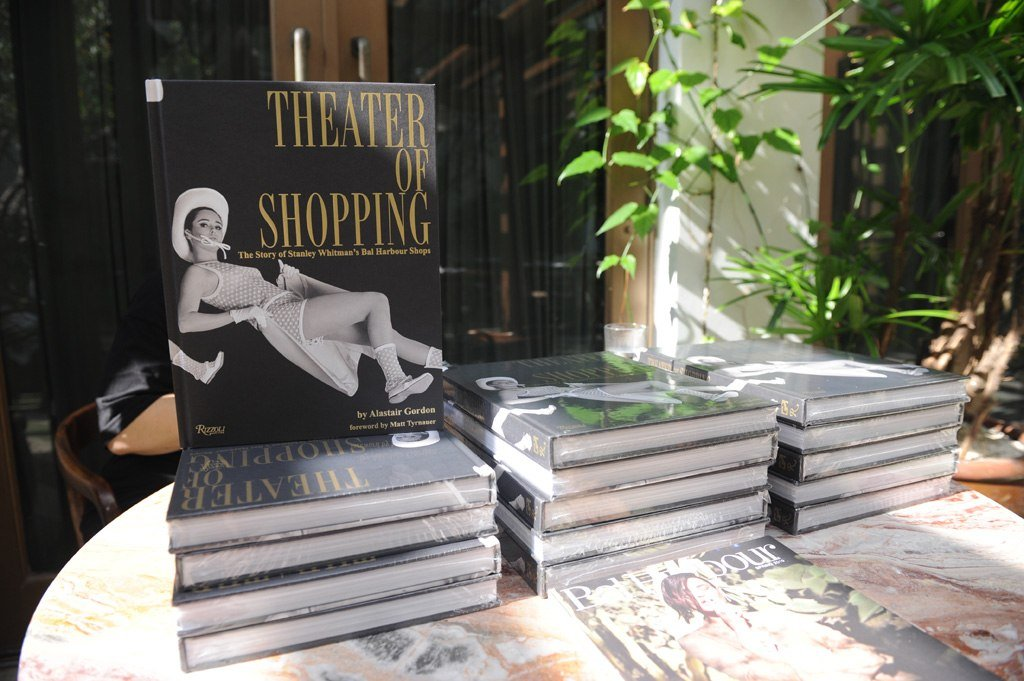 Rizzoli's Theater of Shopping available at Books & Books Bal Harbour