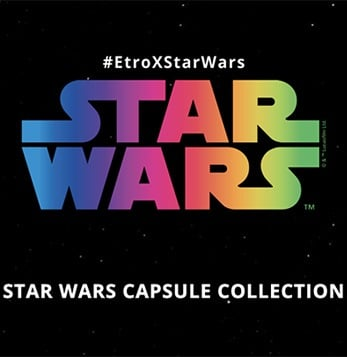 Exclusive Preview of ETRO x Star Wars Capsule Collection
