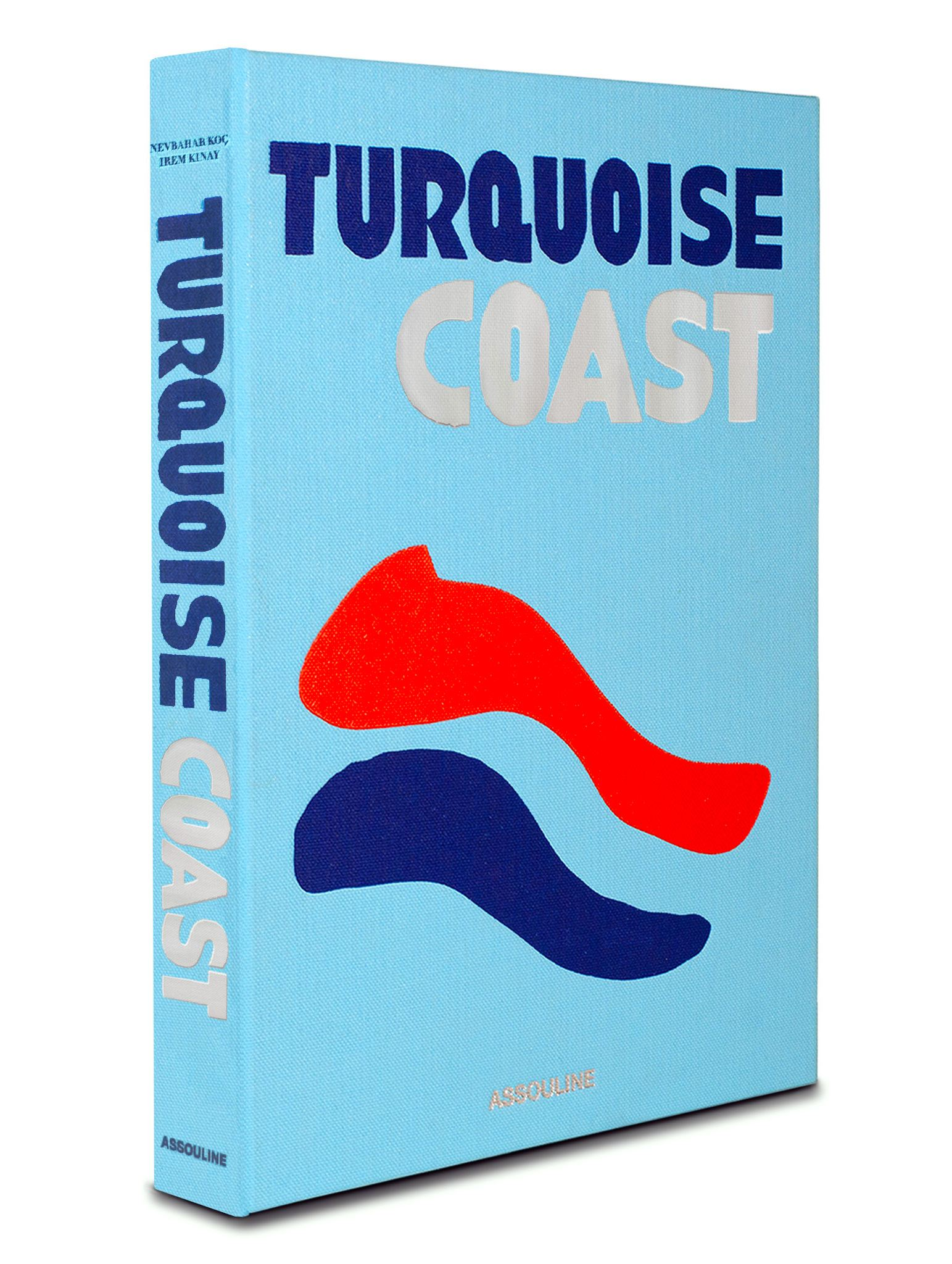 Published by Assouline, Turquoise Coast is produced by Nevbahar Koc and Irem Kinay, photographs by Oliver Pilcher.
