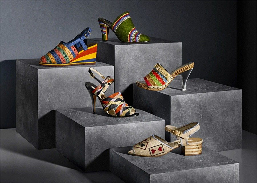 189e1af2cce03 An exclusive collection of five shoes based on the original patents of Salvatore  Ferragamo created between