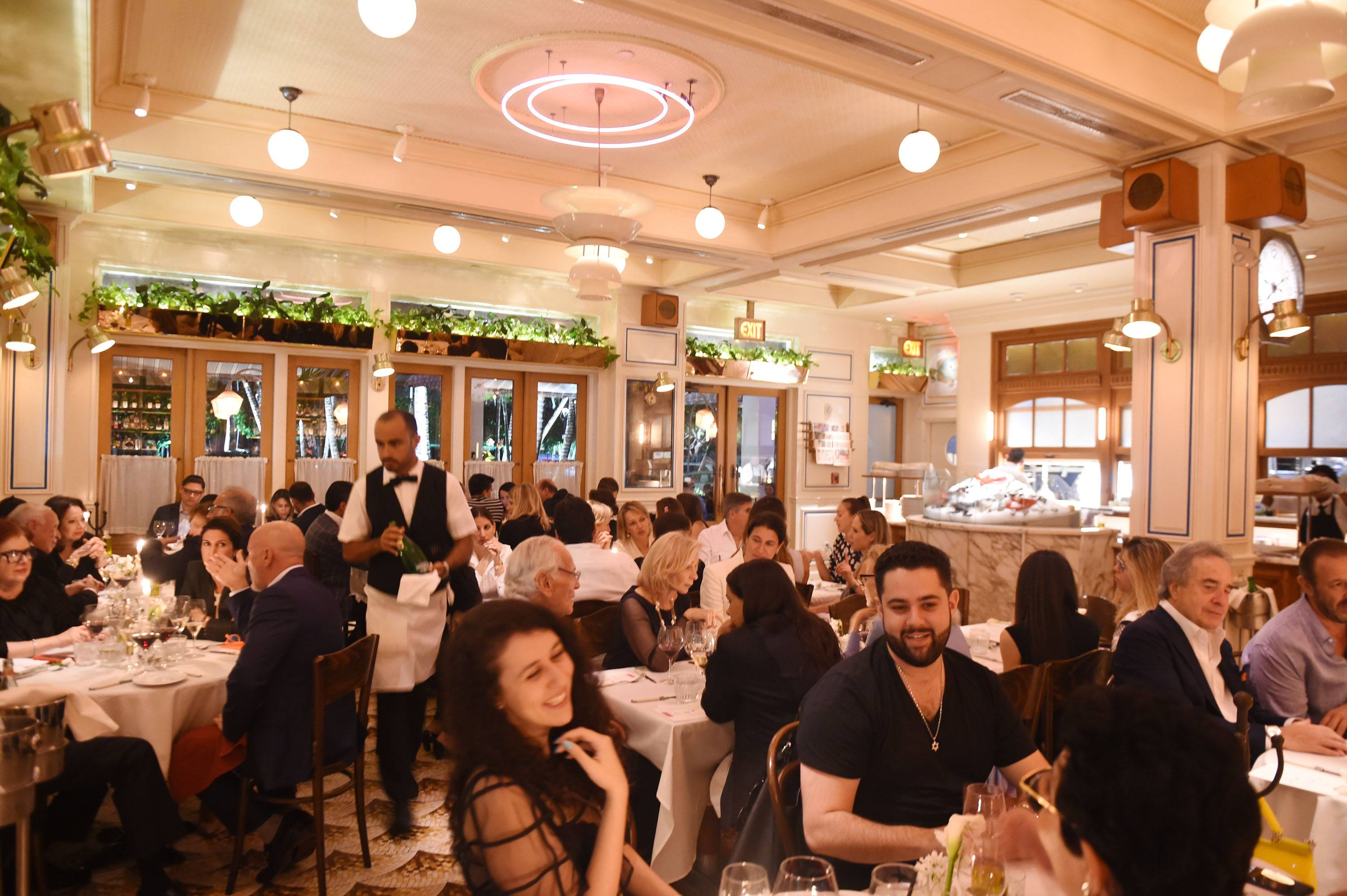 Haute Cuisine Bal Harbour Opening Reception and Le Zoo Dinner