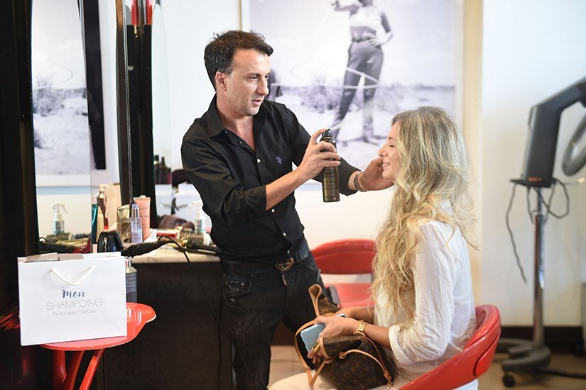 Parisian Pampering at Red Market Bal Harbour featuring Mon Shampoing