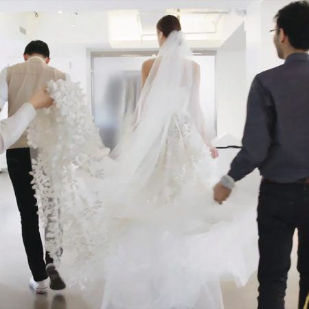 Oscar de la Renta's Spring 2020 Bridal Collection